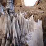בדרום ים-המלח אותרה מערת המלח הארוכה בעולם