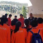 לשכת מארגני תיירות נכנסת לישראל נגד מורי דרך לשוק הסיני