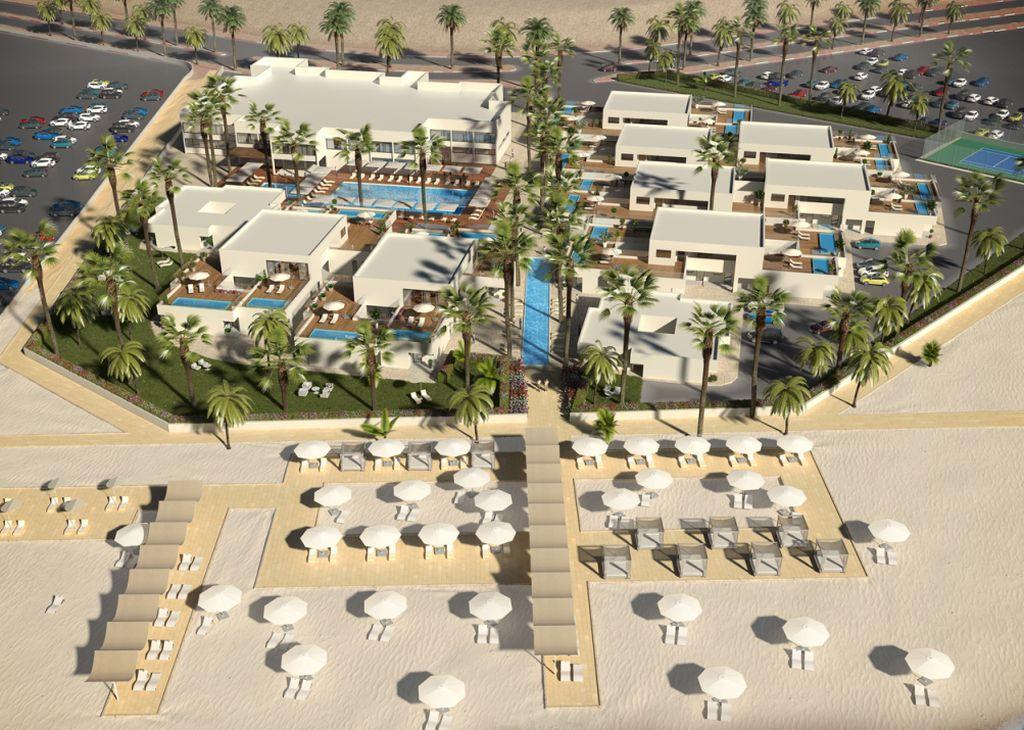"""מלון מילוס ים המלח, שגם הוא יפעל תחת המותג הרברט סמואל. צילום יח""""צ"""