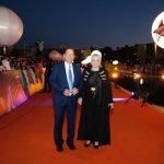 נפתחו חגיגות שבוע האירוויזיון בתל אביב-יפו
