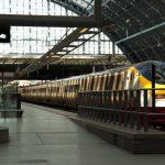 שיבושים בפעילות רכבת היורוסטאר מבריסל אתמול