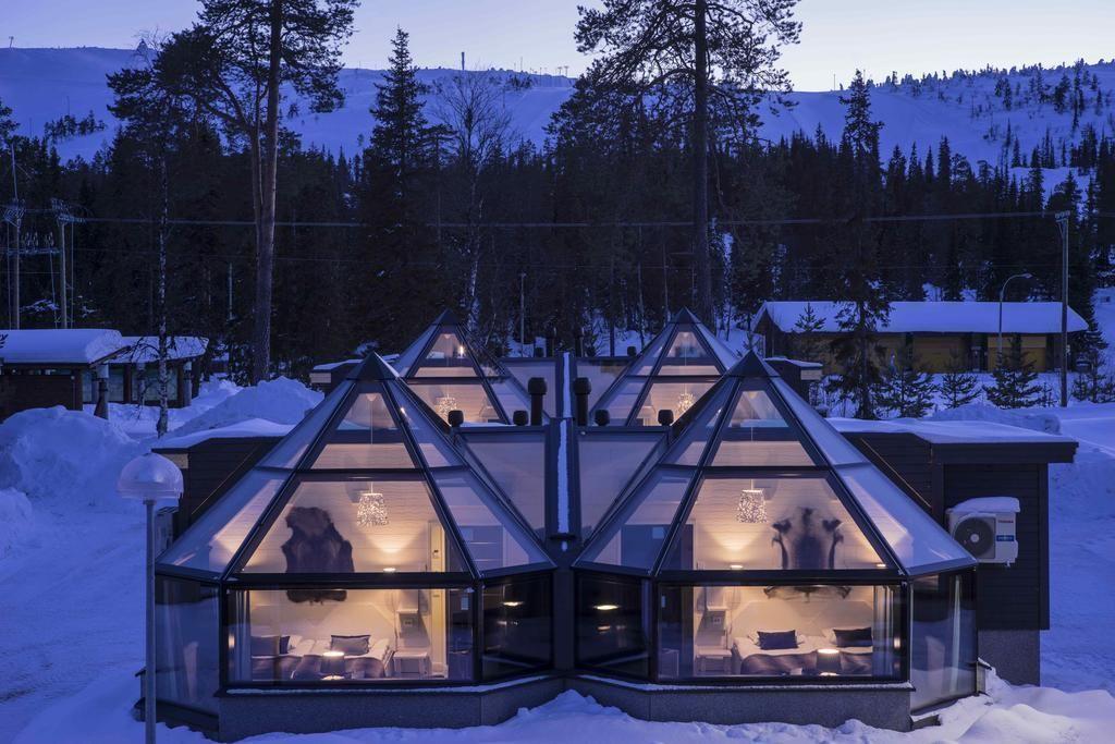 מלון סנטה אורורה ואיגלאוס החמים בפינלנד. צילום Agoda