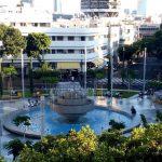"""כיכר דיזנגוף נהפכה לאטרקציה של סיורי """"העיר הלבנה"""""""