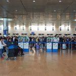 """7.1 מיליון יציאות של ישראלים לחו""""ל נרשמו בינואר-ספטמבר"""