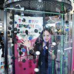 ביתן משרד התיירות ביריד WTM בלונדון: עוצב על פי אזורים בארץ