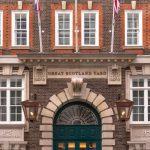 חדש בלונדון: מטה הסקוטלנד יארד לשעבר נהפך למלון פאר