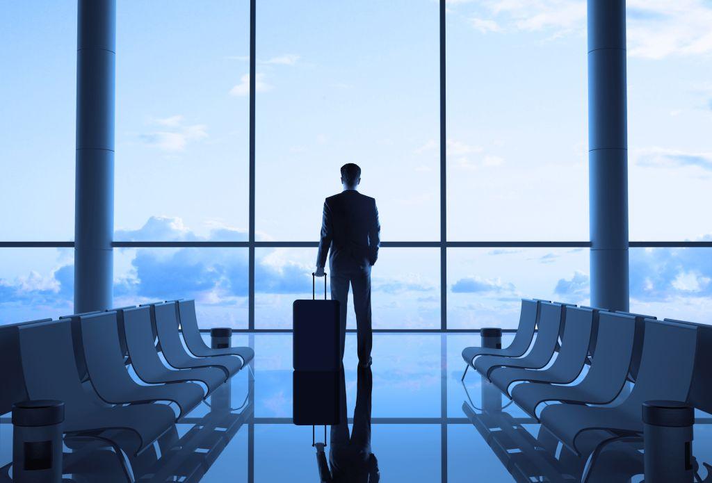 נמלי תעופה - הפסד משוער של יותר מ-76 מיליארד דולר. צילום Depositphotos