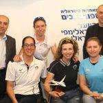 אל על תתן חסות ותוביל את המשלחת הישראלית למשחקים הפראלימפים