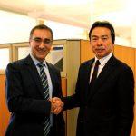 שגריר סין החדש: להתקדם השנה להסכם סחר חופשי בין המדינות
