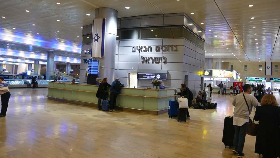 בשנת 2019 נכנסו לישראל כ-5 מיליון מבקרים. צילום עוזי בכר