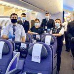 יונייטד איירליינס: פיילוט לבדיקות קורונה חינמיות בטיסות טראנס אטלנטיות