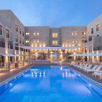 חופשה משרת שלווה במלון אדמונד בראש פינה