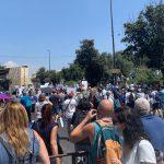 ארקיע הצטרפה להפגנה הקוראת להצלת ענף התעופה והתיירות