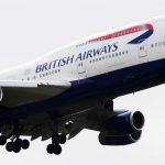 בריטיש איירווייס נפרדת מצי מטוסי הבואינג 747-400