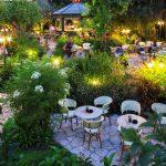 """""""בר הקיץ"""": נפתחה במלון אמריקן קולוני המסעדה בגינה"""