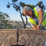 האם נחשף 'ארמון הנציב' מתקופת בית ראשון?