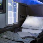 סוויטת מחלקת עסקים לראשונה בבואינג 777-300ER של בריטיש איירוויס