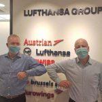 קבוצת לופטהנזה מציעה פתרון מהיר לבדיקות קורונה