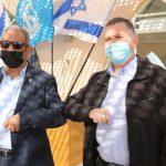 שר הבריאות ובכירי משרדו התרשמו מהיערכות עיריית אילת