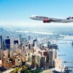 אייר סרביה: מספר 1 במקדם העומס בטיסות לניו יורק