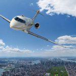 בומברדייה ממצבת עצמה בשוק מטוסי מנהלים