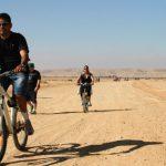 מרתון סיורי חורף ופעילות ספורטיבית בעקבות בן גוריון