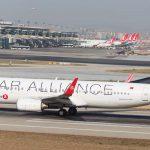 ברית התעופה סטאר אלייאנס נבחרה לטובה בעולם