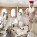 אמירייטס מציגה את מחלקת הפרימיום אקונומי החדשה במטוסי ה- A380