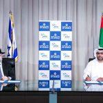 נחתם הסכם שיתוף פעולה לאזור סחר חופשי באמירויות
