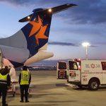 חברת ישראייר ביצעה טיסת חילוץ רפואית מבלגרד