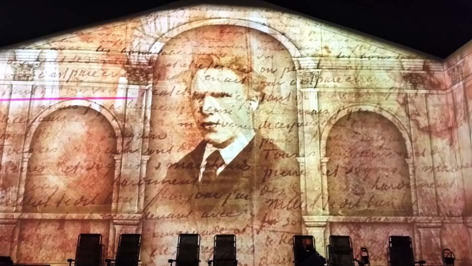 תערוכת ואן גוך הבינלאומית נפתחה מחדש בפארק פרס חולון