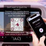קטאר איירווייז: בידור בטיסה ללא מגע יד