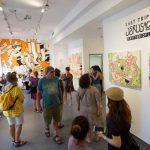 """מרתון סיורי """"ארטור"""": בגלריות לאמנות ברחבי ירושלים"""
