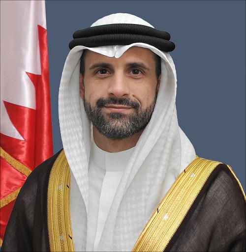 חאלד יוסיף אל-ג׳להמה, שגריר בחרין בישראל. צילום משרד החוץ הבחרייני