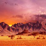 נמיביה התווספה לרשימת המדינות באזהרת מסע חמורה