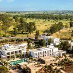 פרא בגולן: הריזורט היוקרתי ביותר בישראל, 27 סוויטות  ב- 4 מבנים לשימור