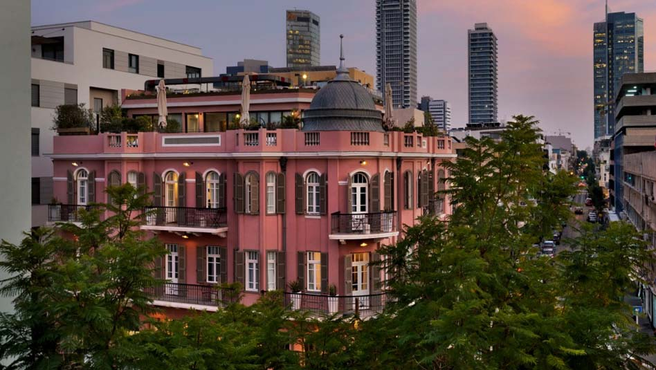 .NORDOY HOTEL צילום באדיבות רשת 7MINDS