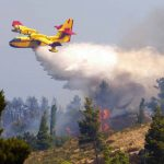 ישראל תצא היום לסייע לקפריסין בכיבוי השריפות