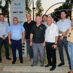 """חוף דוגה המחודש בכינרת נפתח באירוע חגיגי עם מנכ""""ל משרד התיירות"""