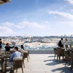 1,360 חדרים ב- 6 מלונות חדשים בירושלים, במתחם רכס ארמון הנציב