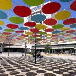 מכניסים צבע למרחבים התיירותיים בירושלים, עם מיצבים ססגוניים