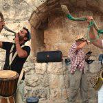 ירושלים מציינת את חגי תשרי