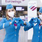 יורווינגס תשיק קו טיסות חדש מתל אביב לפראג