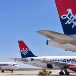 אייר סרביה: גידול של 63% במספר הנוסעים בחודש יולי בהשוואה ליוני