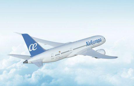 """אייר אירופה חזרה להפעיל טיסות בקו ת""""א-מדריד"""