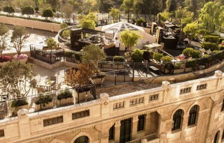 וולדורף אסטוריה בין 10 המלונות העירוניים הטובים במזרח התיכון ואפריקה
