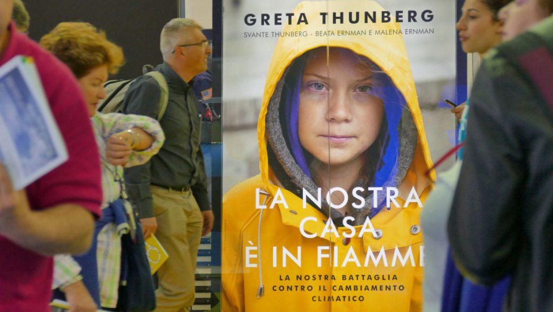 יאטא נגד גרטה תונברג ותנועת השיימינג של התעופה