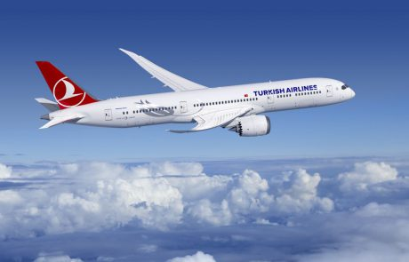 טורקיש איירליינס תגדיל תדירויות ל- 10 טיסות שבועיות