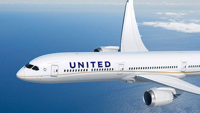 יונייטד מפסיקה לטוס בין וושינגטון דאלס לתל אביב באפריל
