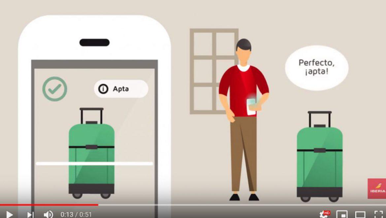 האפליקציה של איבריה תמדוד לכם את הטרולי